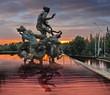 ...города Сумы радует всех проходящих, фотография, рассвет...