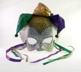 carnival mask 4 poster