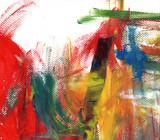 Fototapete Hintergrund - Farbe - Synthetisch