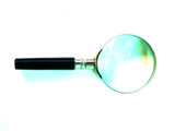 magnifying poster