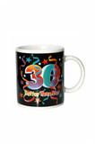 anniversary mug poster