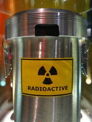 déchet radioactif
