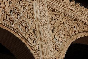 verzierungen in der alhambra