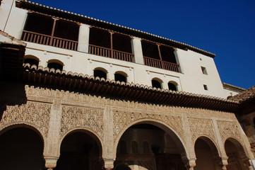 nasriden palast in alhambra