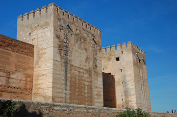 festung alcazaba