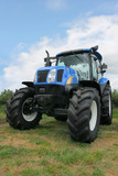 new four wheel drive tractor