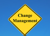 change management poster