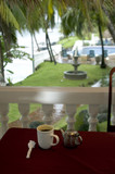 coffe at the resort poster