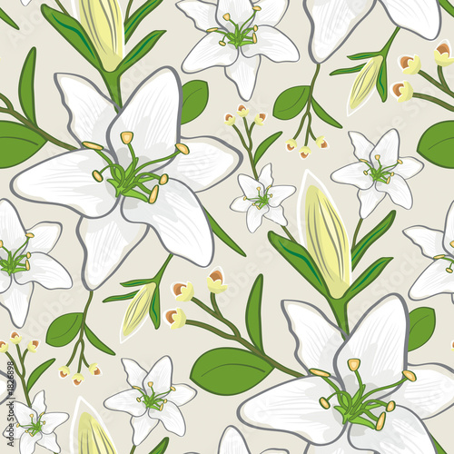 wallpaper pattern. lily wallpaper pattern