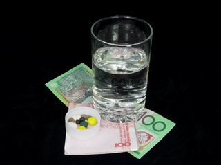 money & medicine