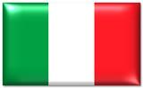 italien fahne italy flag poster