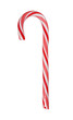 big candy cane isolated with path - 1831618