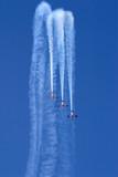 aerobatic display poster