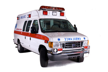 type 2 ambulance van