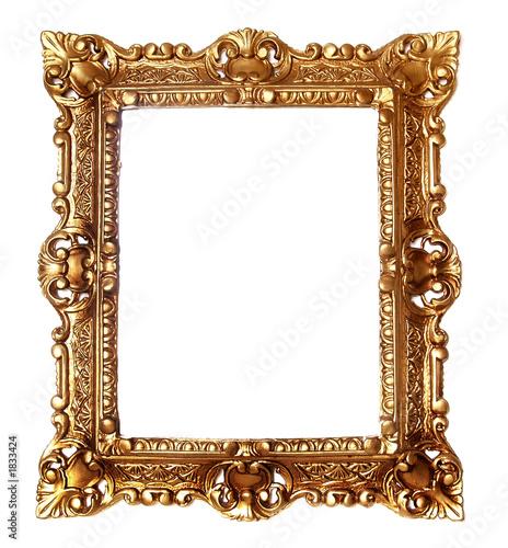 marco barroco antiguo - 1833424