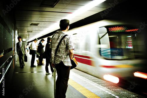 tokyo subway - 1838289