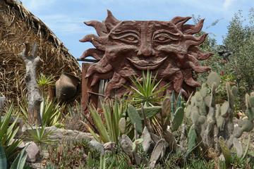 museum sitio inti nan, mitad del mundo, ecuador