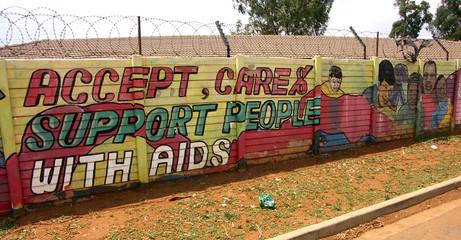 art against aids africa