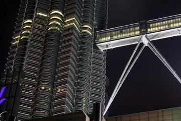 petronas tower's skybridge
