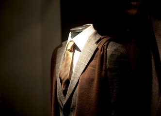 costard cravate & écharpe