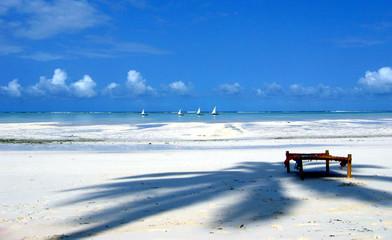 spiaggia zanzibar