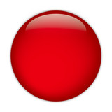 aqua button red