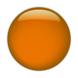 aqua button orange