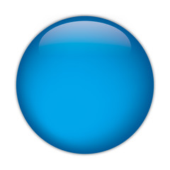 aqua button blue