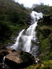 waterfall, vietnam