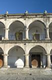 palacio del ayuntamiento antigua poster