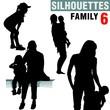 silhouettes - family 6