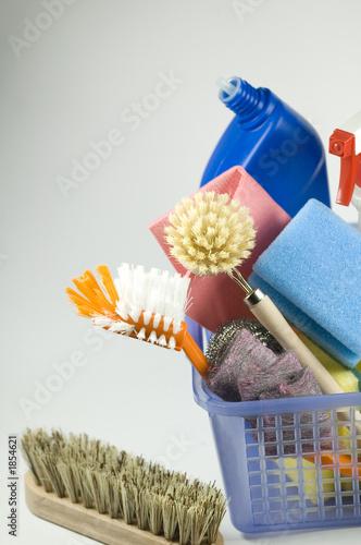 cleaning essentials - 1854621