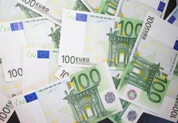 100 euro, geld,