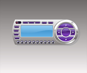 radio reciever - mp3 player