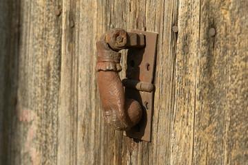 iron knob