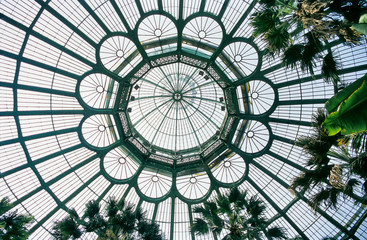 royal greenhouse dome