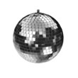 disco mirror-ball - isolated