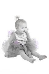 cute ballerina