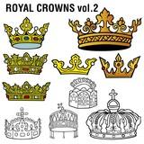 royal crowns vol.2 poster