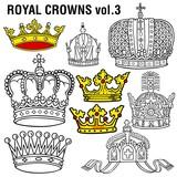 royal crowns vol.3 poster