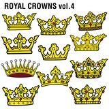 royal crowns vol.4 poster