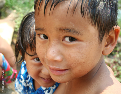 asian children (series)