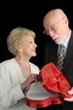 oooooh - valentines chocolate! poster