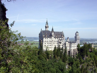 mad king ludwig's castle in germany