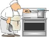 short order cook poster