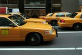 Fototapety taxi traffic