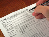 tax forms poster