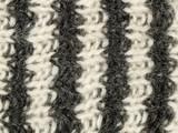 macro wool surface poster