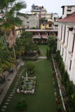 kathmandu rooftops poster