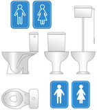 wc icons and scheme poster